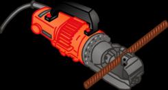 Stahlscheren, Stahlbieger mieten