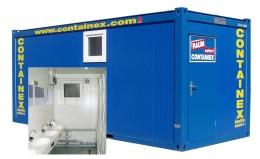 Sanitär - Container mieten leihen