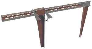 Fundament Zwinge 50 cm  mieten leihen