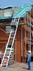Leiteraufzug mieten leihen