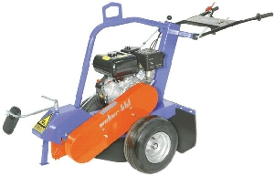 Baumstumpffräse 350 Benzin-Motor mieten leihen