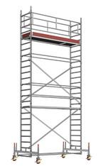 Fahrgerüst 7,50 m Arbeitshöhe mieten leihen