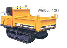 Dumper 875 kg mieten leihen