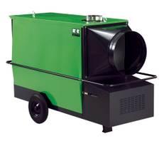 Öl-Heizgerät 110 kW mieten leihen