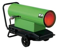 Öl-Heizgerät 40 kW mieten leihen