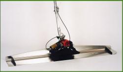 Abziehpatsche mit E-Motor mieten leihen