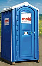 Chemie-WC / Chemie-Toilette mieten leihen