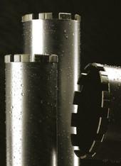 Abnutzung Dia-Bohrkrone ø 80 mm mieten leihen