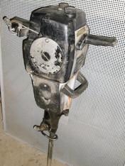 Motorhammer Cobra  mieten leihen