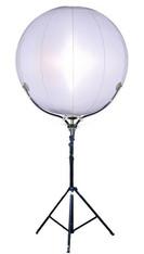 Leuchtballon mieten leihen