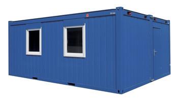"""2x 20"""" Container -  mieten leihen"""
