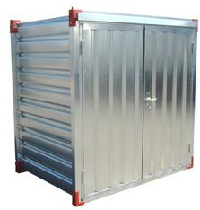 Materialcontainer 2 x 2 m  mieten leihen
