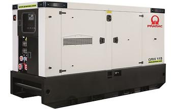 Stromerzeuger bis 110 kW mieten leihen