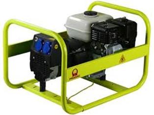 Stromerzeuger bis 2 kW mieten leihen
