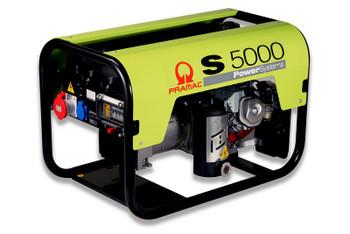 Stromerzeuger bis 6 kW mieten leihen