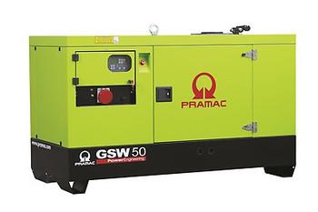 Stromerzeuger bis 50 kW mieten leihen