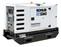 Stromerzeuger/ Stromaggregat / Generator 30 kVA auf Straßenfahrwerk 80 km/h
