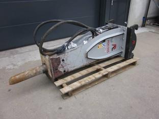 Abbruchhammer für Mobilbagger  12-20t mieten leihen